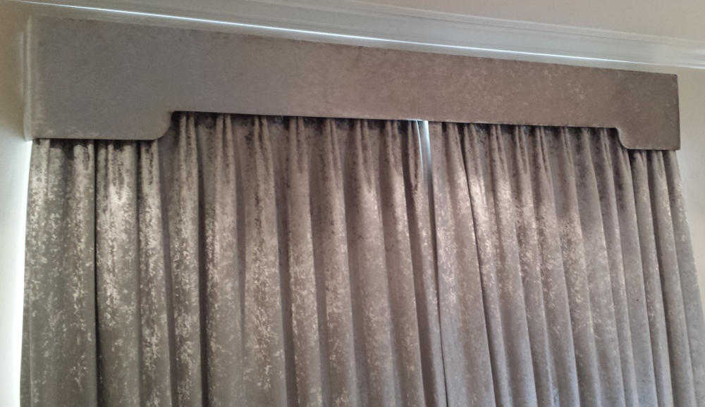 Curtain Rods And Channels American Three Pleats Curtains
