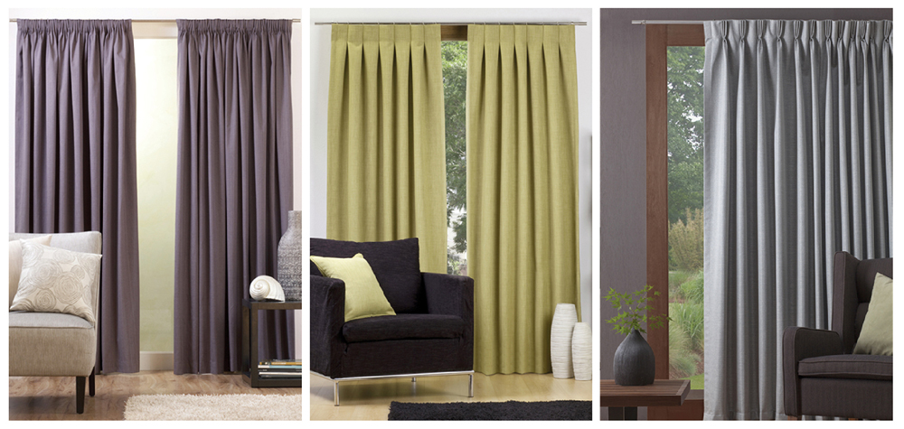 THE FINISHED WIDTH OF TRIPLE BOX PLEATE CURTAINS ARE FIXED SO YOU NEED TO TAKE MEASURES WOULD LIKETO COVER WITH CARE
