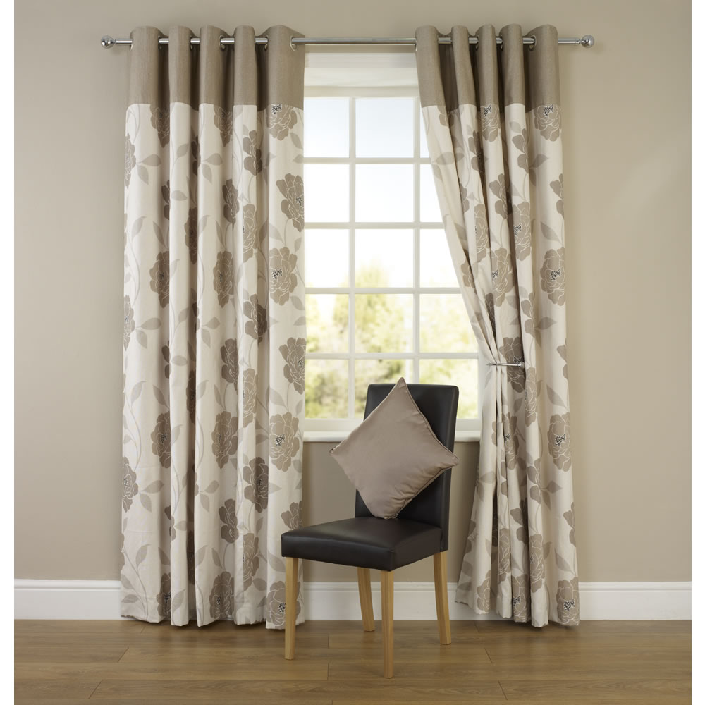 Curtain Rods And Channels Eyelet Curtains