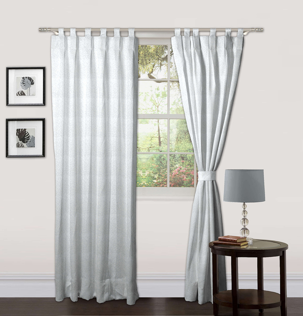 Curtain Rods And Channels Loop Curtains